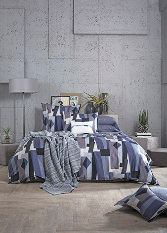 Barcelona Queen duvet cover<br />King duvet cover