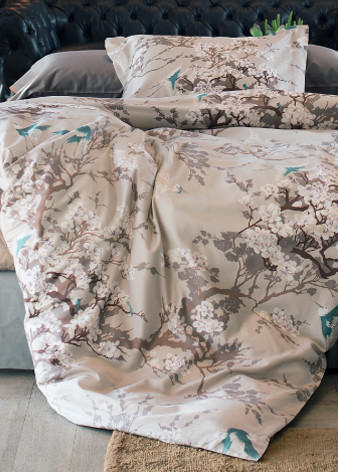 Fuji Queen duvet cover<br />King duvet cover